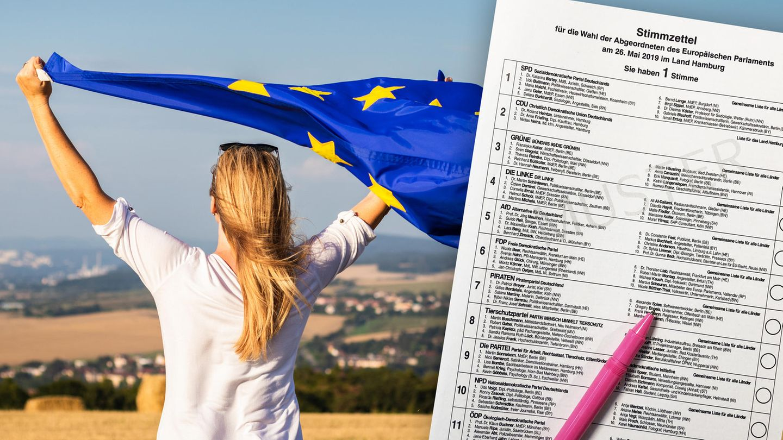 Europawahl Wahlprogramme Wahl-O-Mat EuroMat