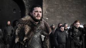 "Kit Harrington als Jon Snow in ""Game of Thrones"""