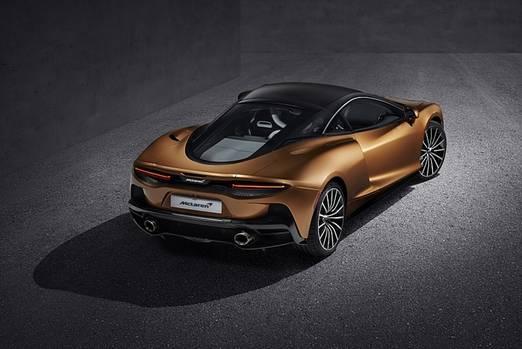 Der McLaren GT wird 198.000 Euro kosten