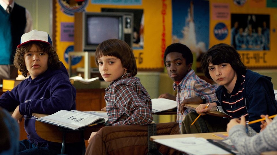 """Stranger Things"" auf Netflix"
