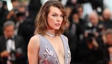 Milla Jovovich spricht auf Instagram erstmals über ihre Abtreibung