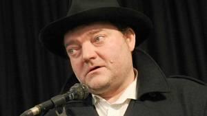 Schriftsteller und Sänger Wiglaf Droste (Archivbild von 2011)