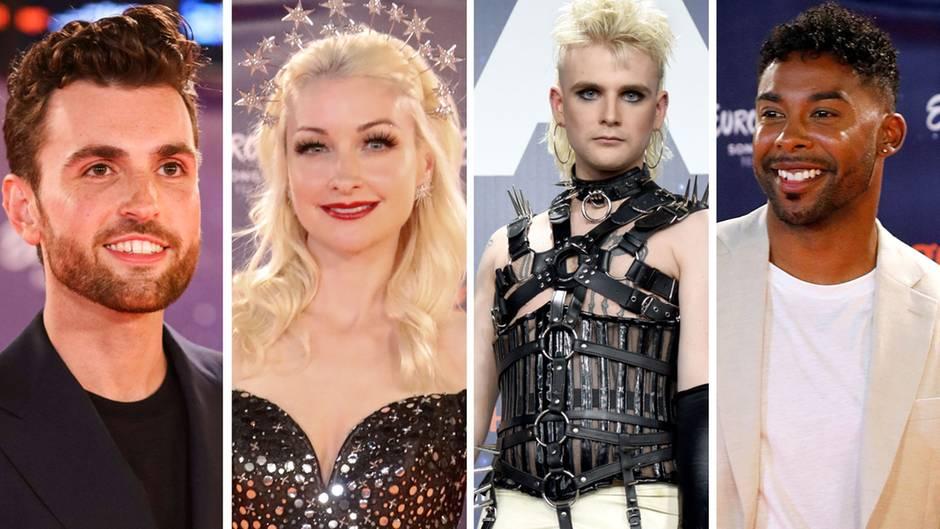 favoriten eurovision 2019