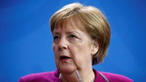 Bundeskanzlerin Angela Merkel schließt Wechsel auf EU-Posten aus