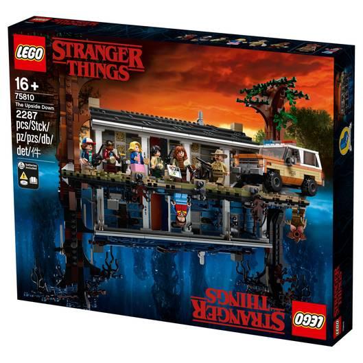 """Stranger Things""-Set von Lego"