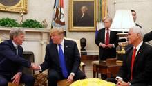 Donald Trump John Bolton