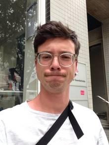Moritz macht eine Ausbildung zum Veranstaltungskaufmann