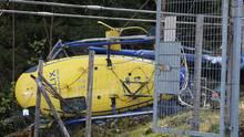 nachrichten deutschland - absturz hubschrauber
