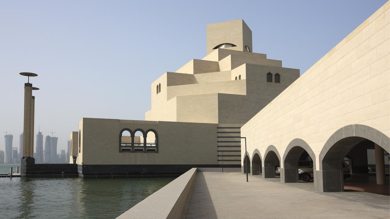 Das Museum für islamische Kunst in Doha