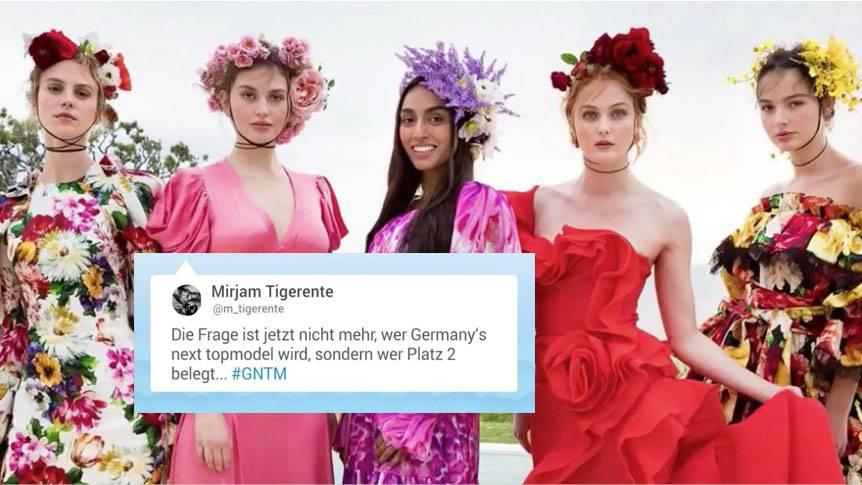 """Kandidatin steigt aus: """"Cleverer Schachzug"""" – so reagiert das Netz auf Vanessas Rückzug vom GNTM-Finale"""