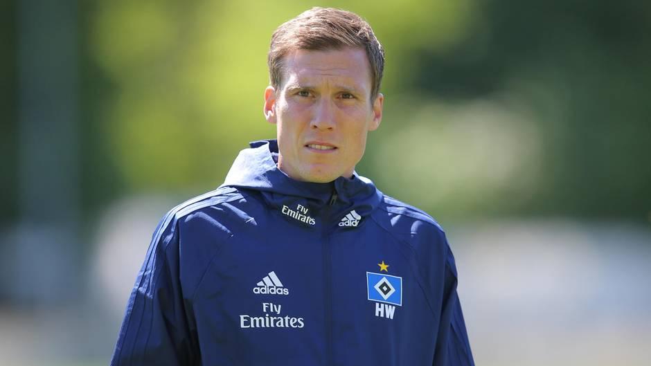 Für Trainer Hannes Wolf ist das Kapitel HSV am Saisonende vorbei