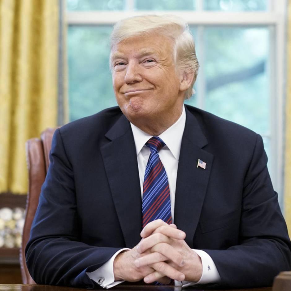 Einkommen veröffentlicht: Trump hat 2018 mindestens 434 Millionen, seine Frau höchstens 1200 Dollar verdient