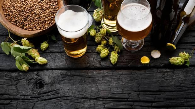 Wer Bier selber brauen möchte, braucht die richtigen Zutaten