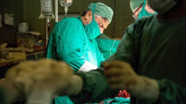 Notfallarzt Afghanistan Khoshal