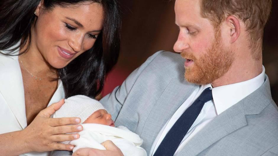 Archie Harrison Keine Hausgeburt Meghan Brachte Baby In