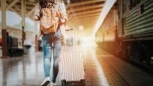 Hörbücher für den Interrail-Trip