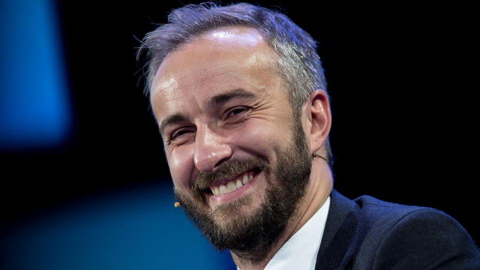 Satiriker Jan Böhmermann (38)