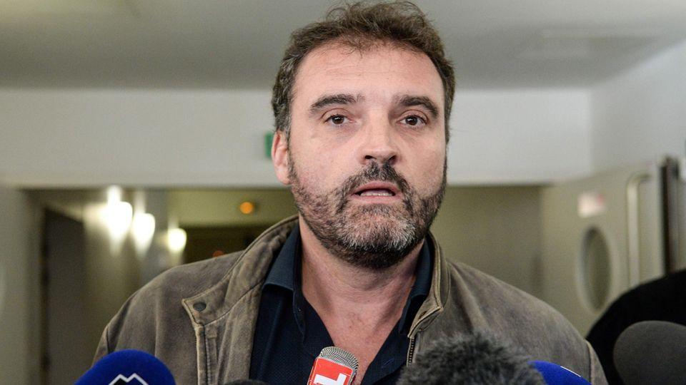 Der Anästhesist Frédéric Péchier soll für den Tod von neuen Patienten verantwortlich sein