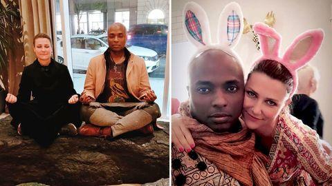 Die Prinzessin und der Shamane: Märtha von Norwegensneuer Freund ist ein Meditationsguru.