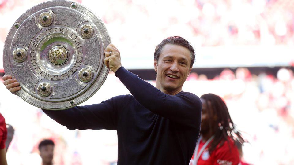 Niko Kovac ist jetzt ein Meister-Trainer
