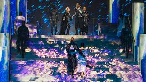 Madonnas Auftritt beim ESC