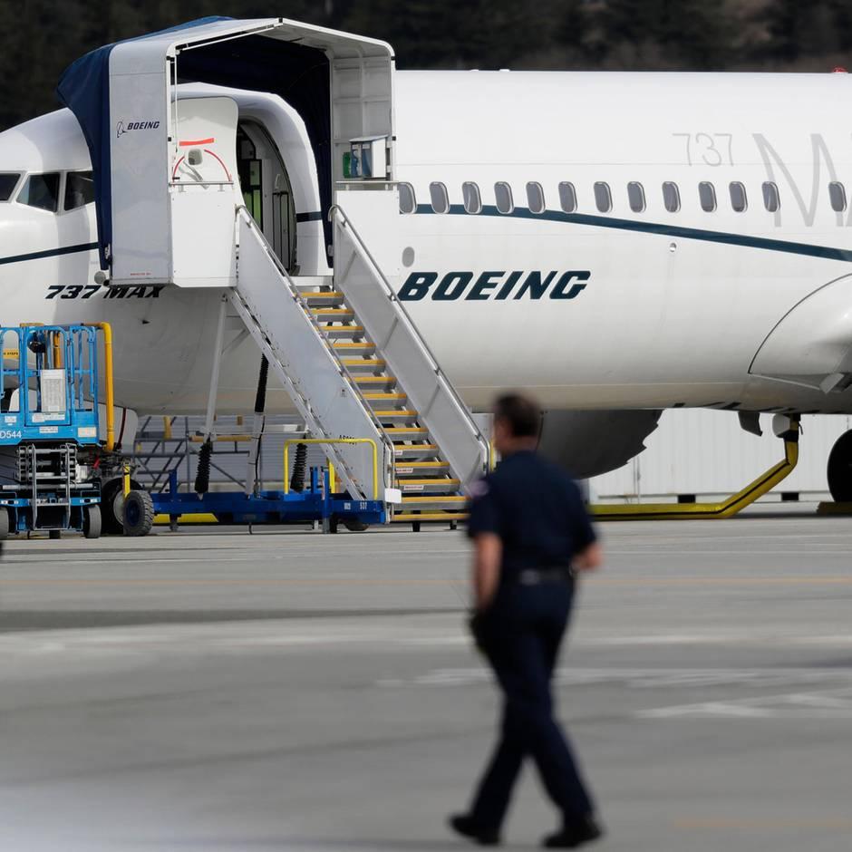 News des Wochenendes: Boeing räumt Fehler in Flugsimulationssoftware für 737 Max ein