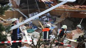In Rettenbach kam es zu einer Explosion in einem Gebäude (Symbolbild)