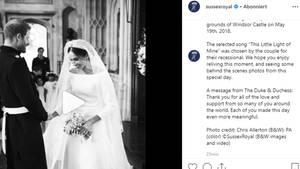 Vip News: Harry und Meghan feiern Hochzeitstag