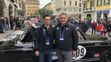Mercedes 220 Ponton von Familie Danieli