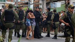 Massaker in brasilianischer Bar - mindestens elf Tote