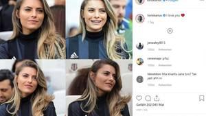 Vip News: Loris Karius postet auf Instagram eine Liebeserklärung an seine Sophia Thomalla