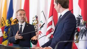 Regierungskrise in Österreich - der Liveticker