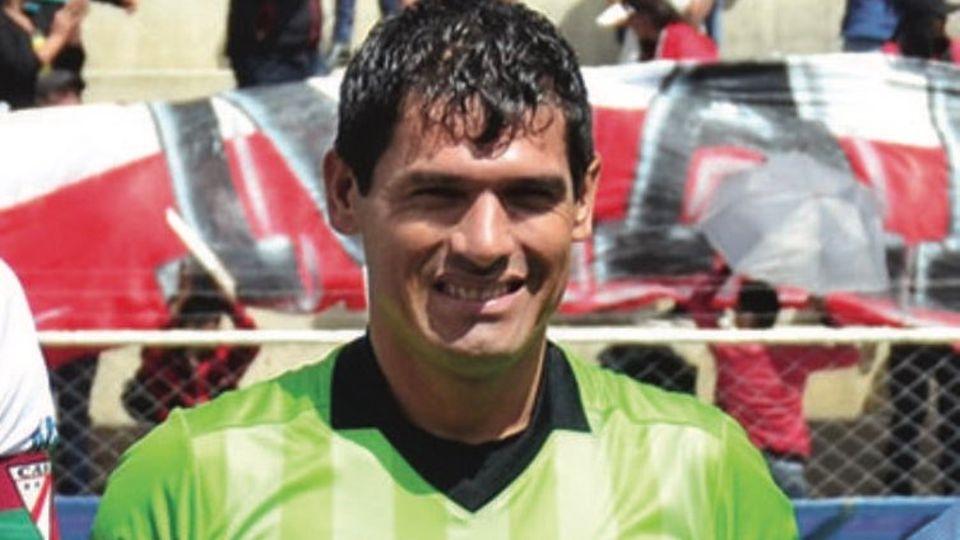Schiedsrichter Víctor Hugo Hurtado aus Bolivien