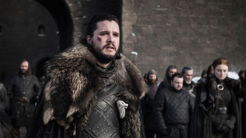 """Game of Thrones"" Jon Snow"