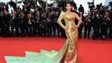 Aishwarya Rai in Cannes