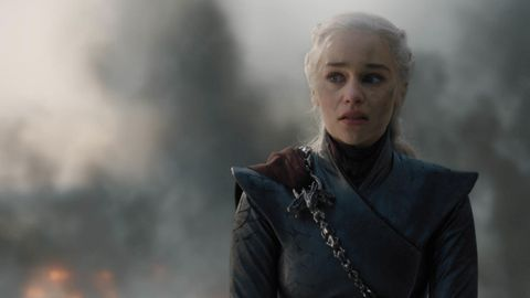 """Game of Thrones"" Emilia Clarke"