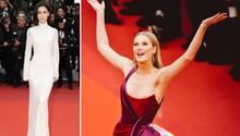Lena und Toni Garrn in Cannes