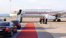 Bundesaußenminister Heiko Maas (SPD) konnte am Sonntag erst mit einstündiger Verspätung zu einem Besuch in Bulgarien starten: Der Airbus A321 der Flugbereitschaft der Bundeswehr hatte Probleme mit der Hilfsturbine.