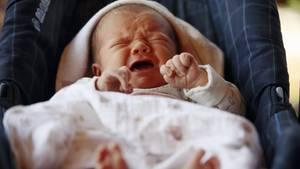 nachrichten deutschland - baby in taxi vergessen