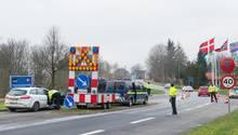 Grenzkontrollen in Dänemark: Paludan will Mauer bauen lassen