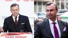 Norbert Strache ist nun Parteivorsitzender der FPÖ