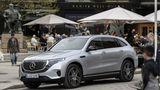 Laut Mercedes werden80 bis 90 Prozent der Ladevorgänge zuhause oder am Arbeitsplatz durchgeführt