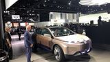 Die Zahl der Elektromobile wird auch in Deutschland bald rasant steigen: BMW iNext