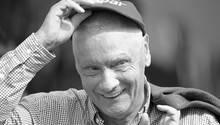 Formel-1-Legende Niki Lauda im Alter von 70 Jahren gestorben