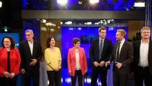 """ARD-""""Gipfeltreffen"""" zu Europa: Die blutleeren Sieben – eine TV-Kritik"""