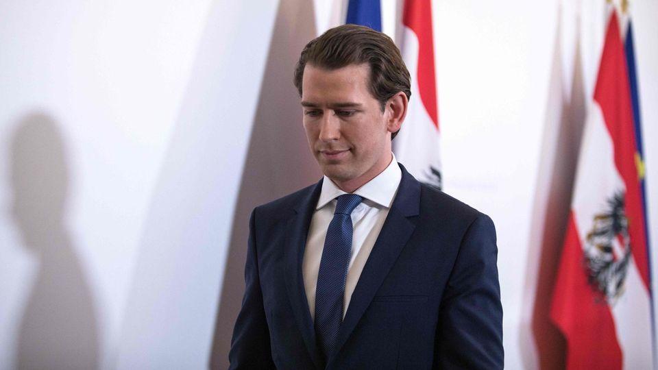 Regierungskrise in Österreich: Stürzen FPÖ und SPÖ gemeinsam den Kanzler