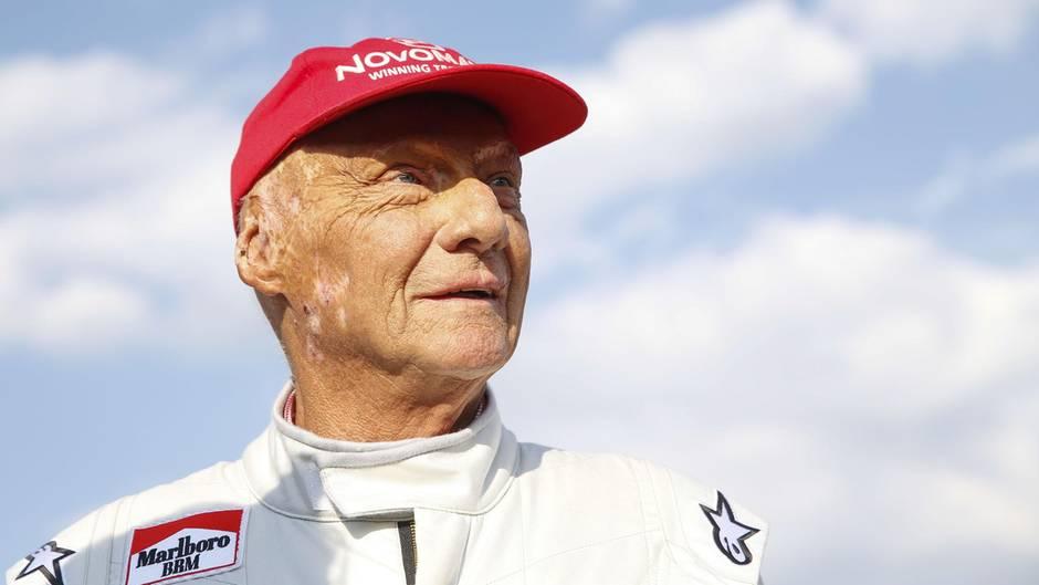 Ein Nachruf auf Formel-1-Legende Niki Lauda
