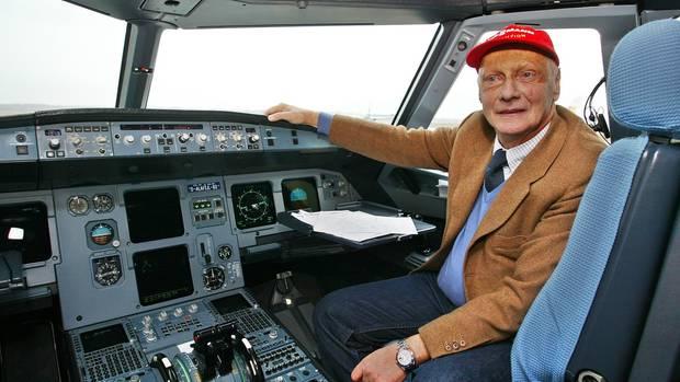Niki Lauda, 2003