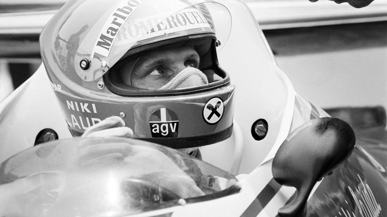 Mit Ferrari errang Lauda zwei Weltmeistertitel.