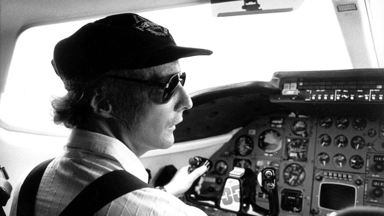 Nach seiner Karriere als Rennfahrer stieg Lauda in die Luftfahrtbranche ein.
